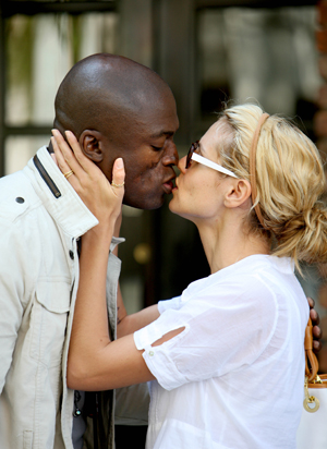 Heidi and Seal, the cutest couple ever!