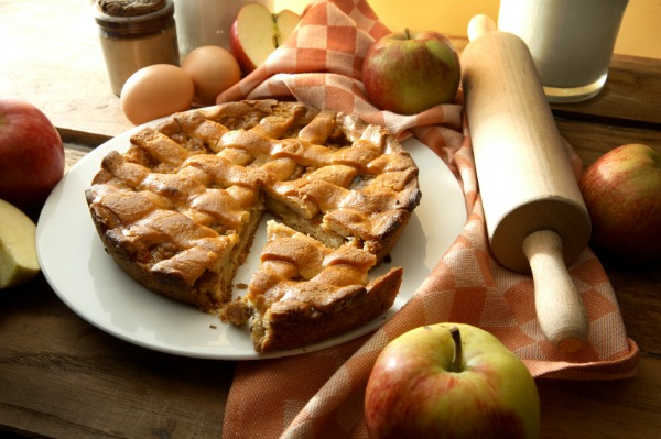 Secrets to making the best apple pie