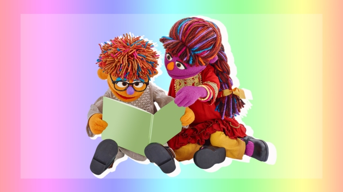 Afghanistan Sesame Street Introduces New Muppet
