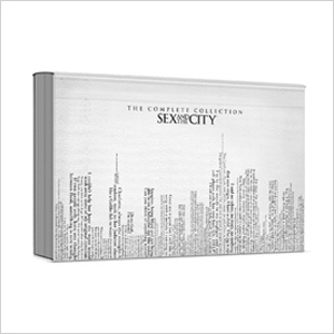 Sex and the City Deluxe Edition DVD set