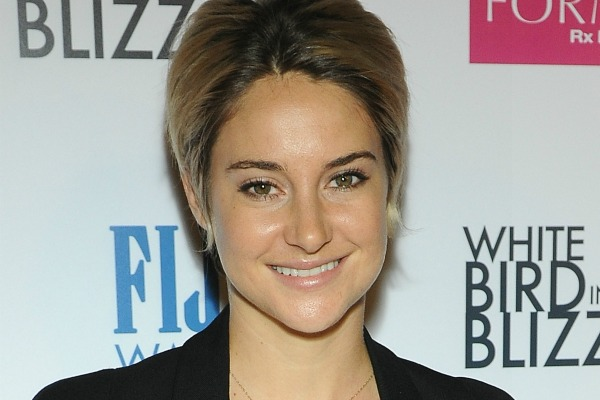 Shailene Woodley and Hollywood sex scenes