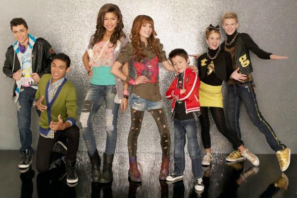 Shake It Up! cast