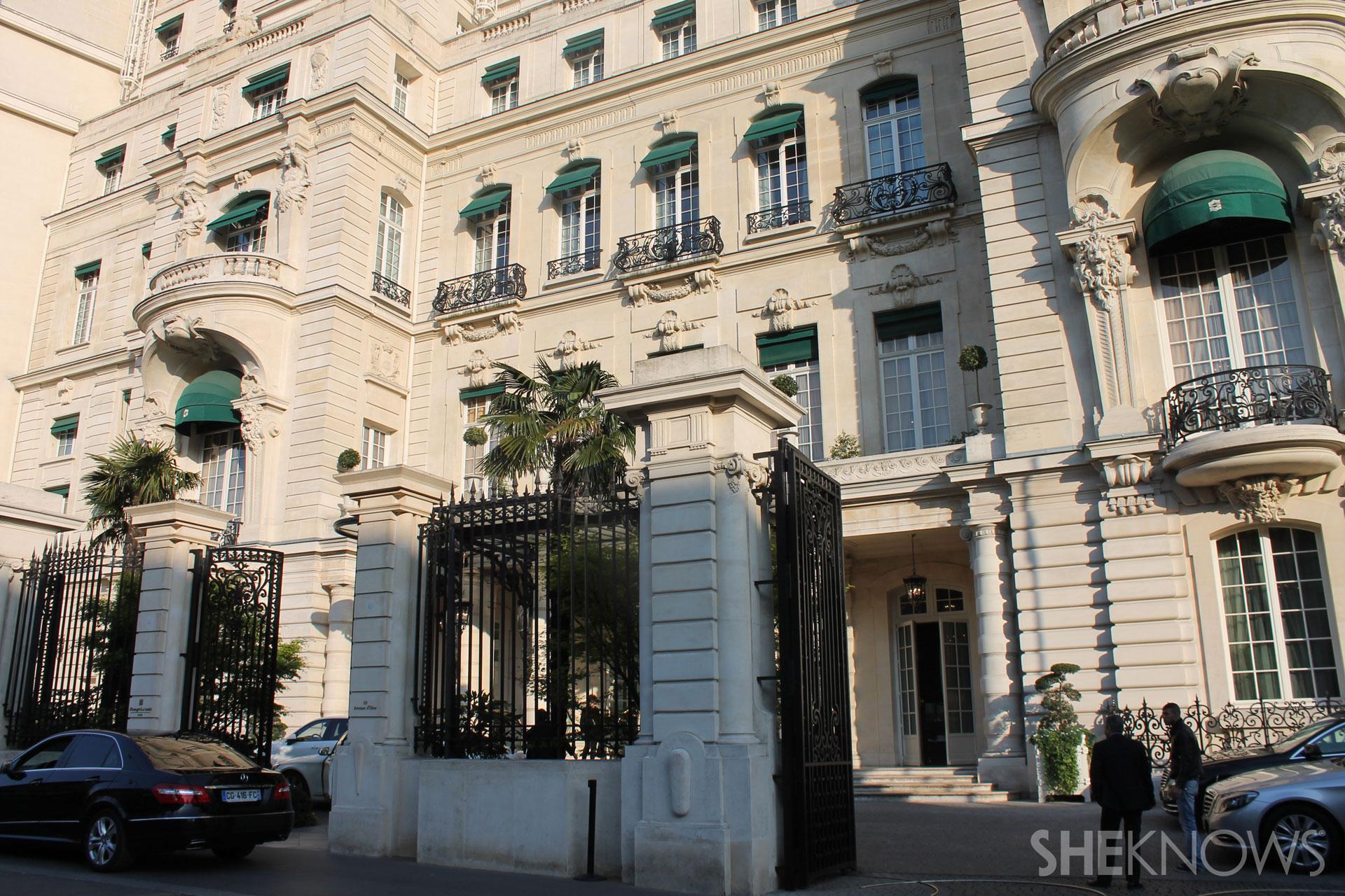 Shangri La Paris 1