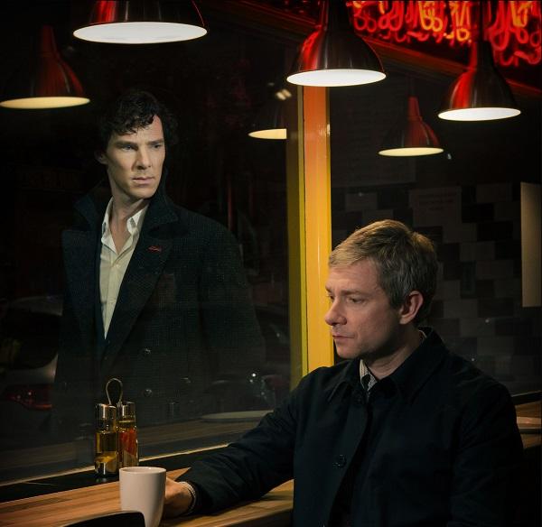 11 Sneak peek shots from Sherlock Season 3