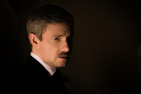 11 Sneak peek shots from Sherlock Season 3 -- Martin