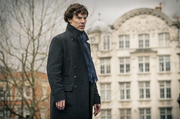 Sherlock is Alive