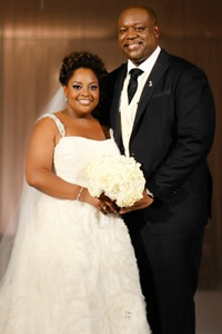 Sherri Shepherd Lamar Sally wedding