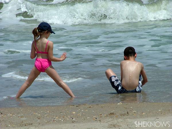 Sherri Kuhn family - Spring Break