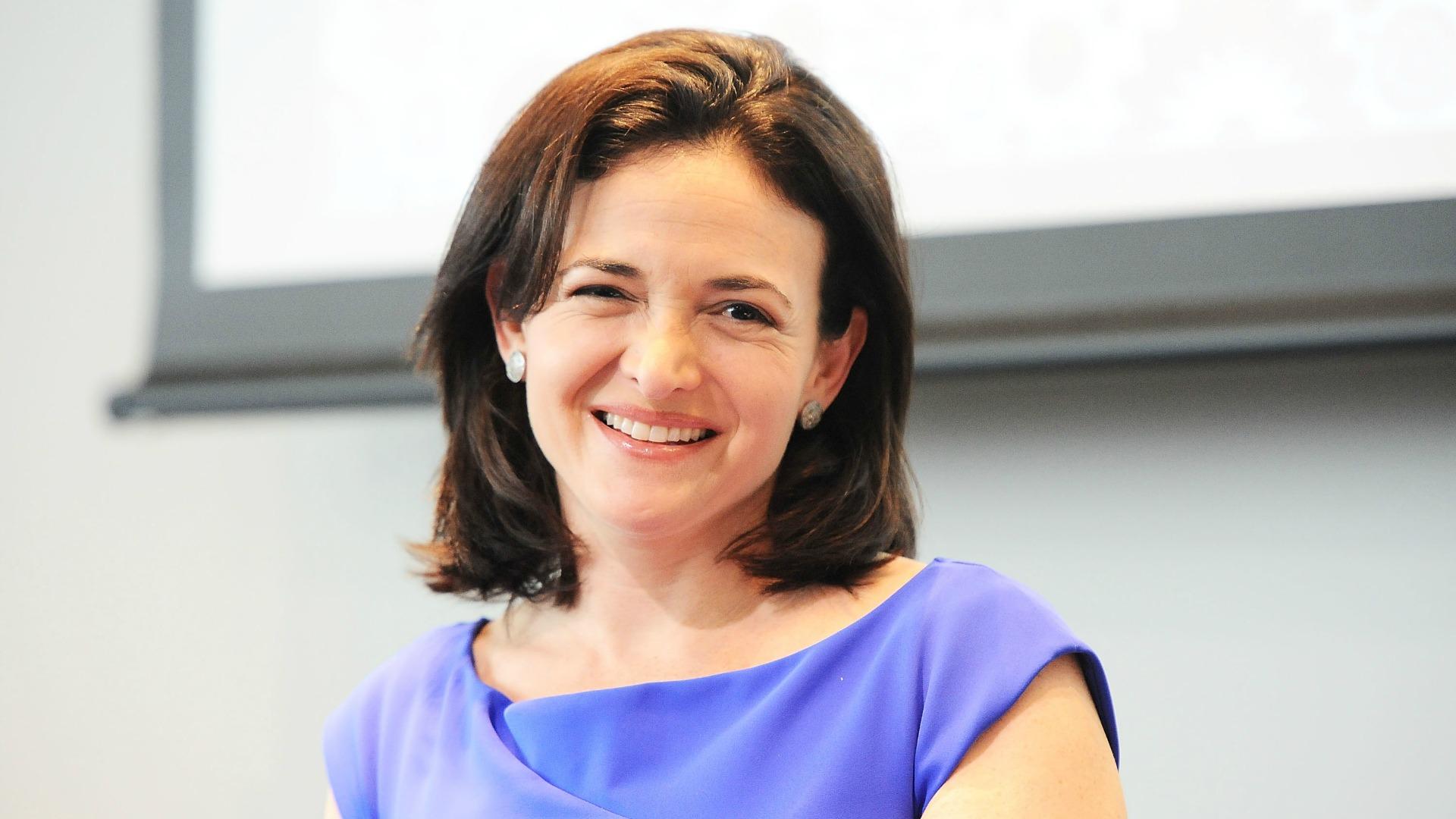 Sheryl Sandberg - Lean In