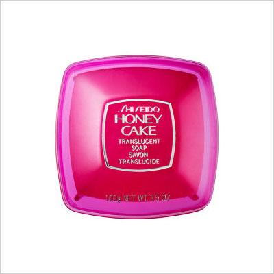 Shiseido Honey Cake Red Soap