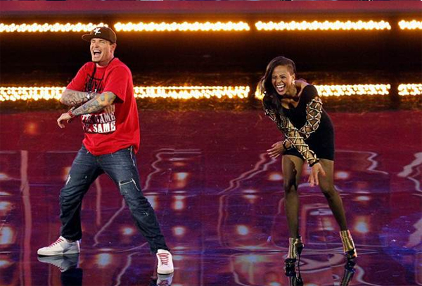 Sing Canada with Vanilla Ice and Laurieann Gibson
