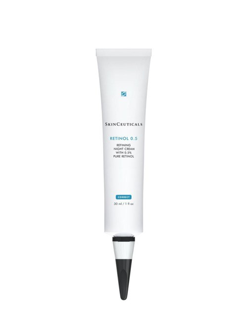 Skin Care Goals 2018 | Retinol: Skinceuticals Retinol .05 This gentle retinol won't irritate or cause redness during application. $64, at Skinceuticals