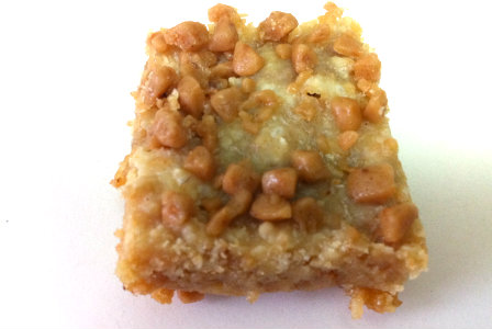 Makes 16 Delicious Golden Brown Squares
