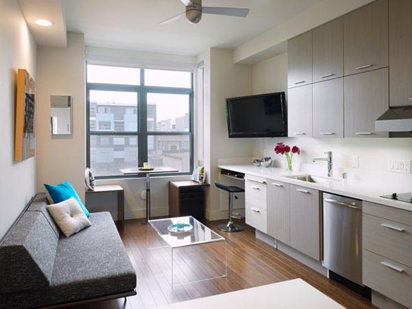 SmartSpace SoMa micro-housing