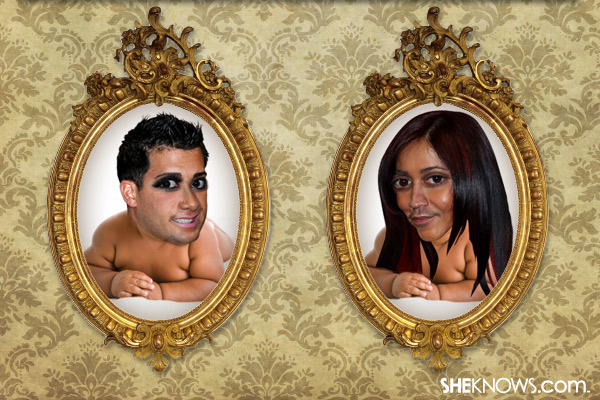 What will Snooki's baby look like?