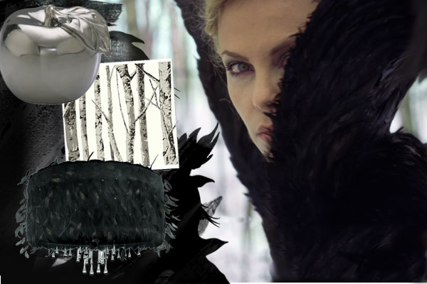 Ravenna in Snow White and the Huntsman