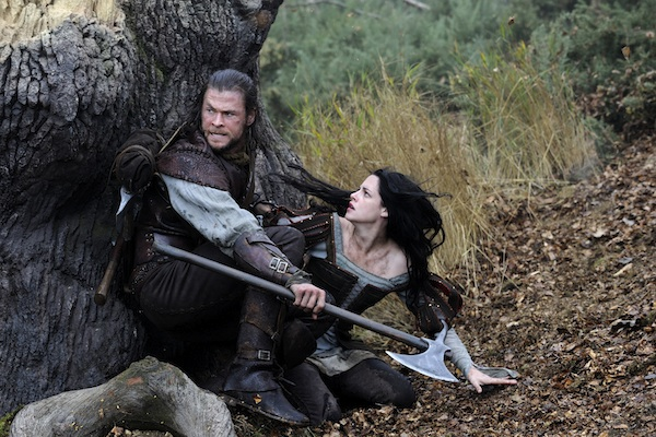 Snow White with the Huntsman
