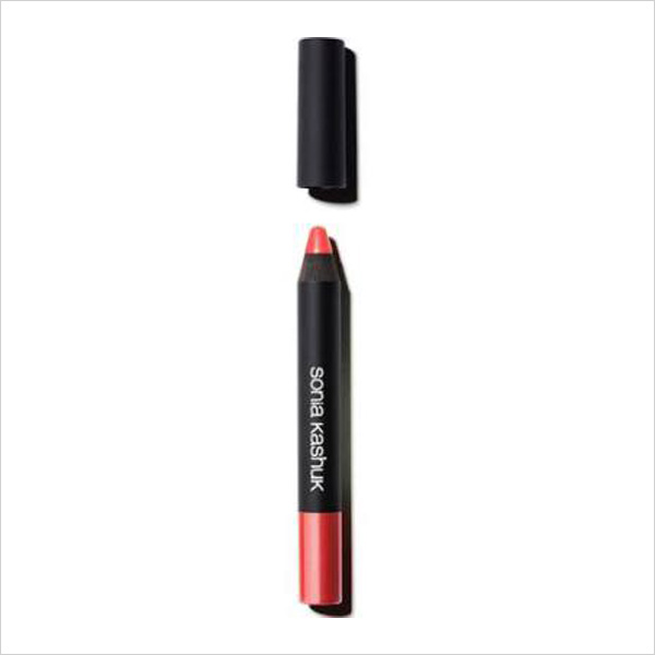"""Sonia Kashuk Velvety Matte Lip Crayon in """"Coraly Nude,"""""""