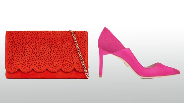 Aldo and Zvelle accessories