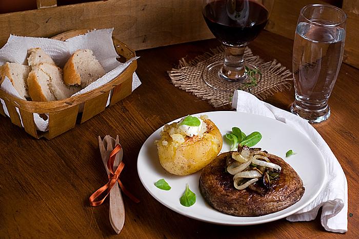 portobella steaks