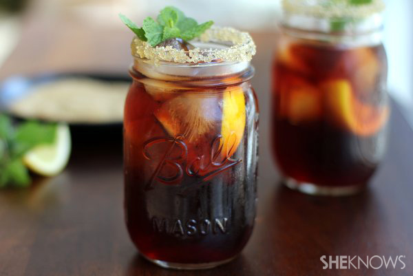 Spiked Southern Sweet Tea