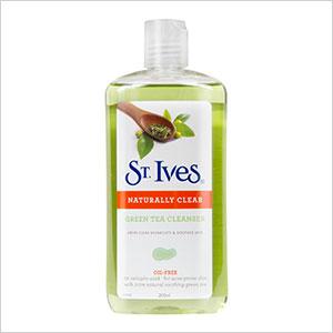 St. Ives Green Tea Cleanser