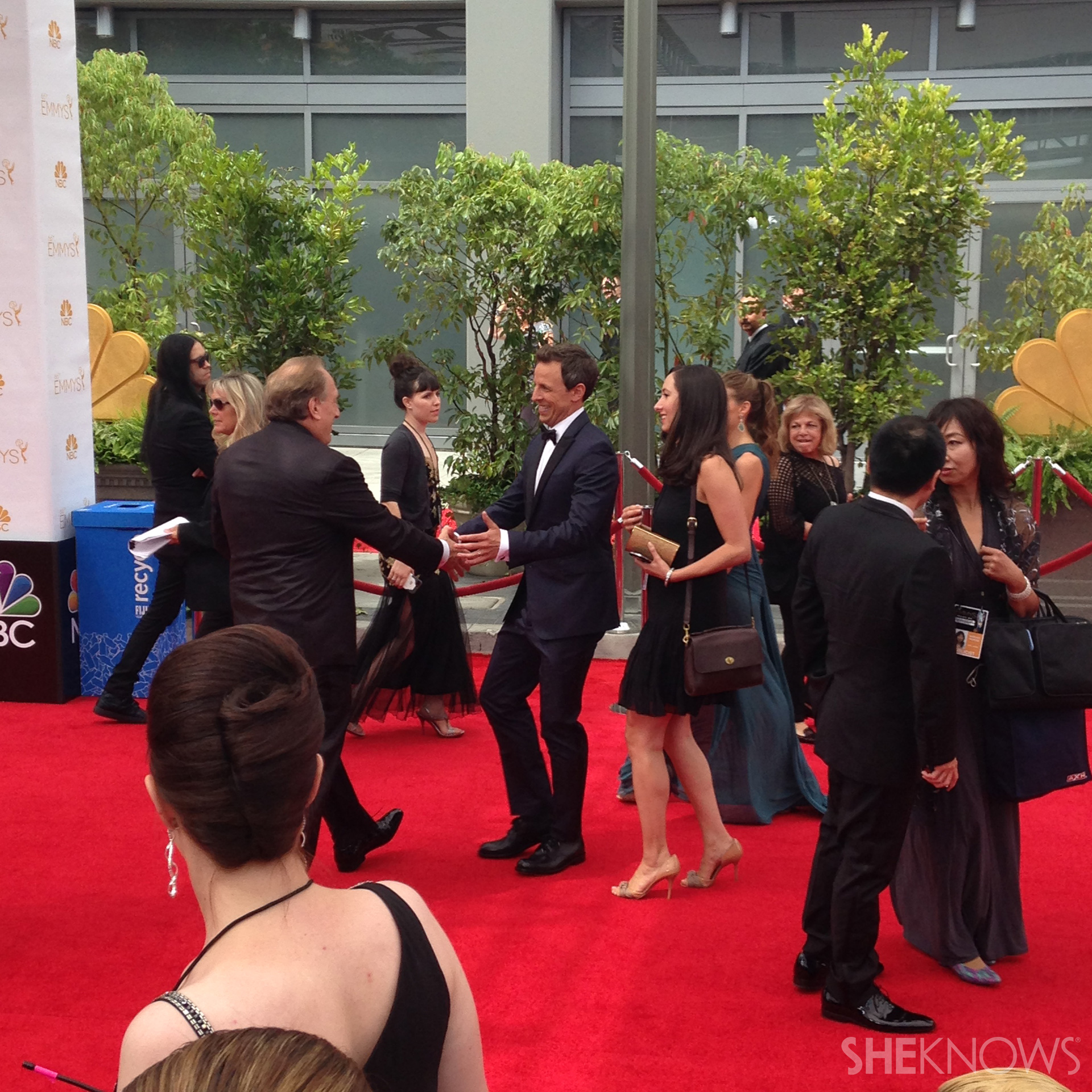 Photos from the Emmys red carpet