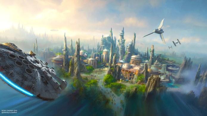 Disney Reveals Design of New Star