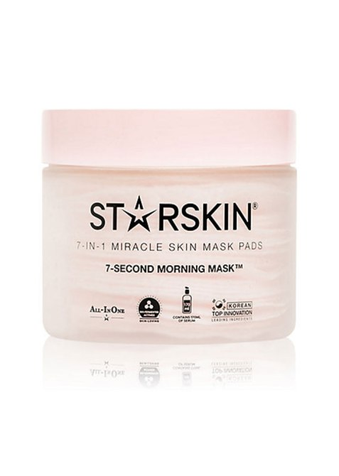 Cut Down Your Skin Care Routine | StarSkin 7-Second Morning Mask