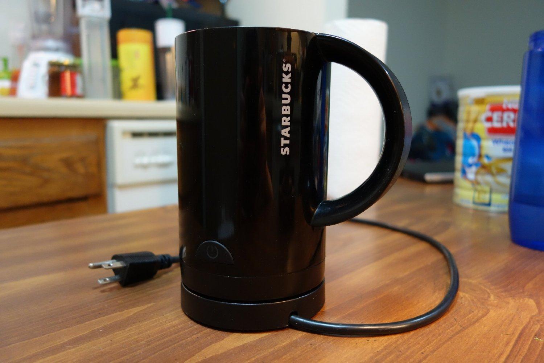 Starbucks Verismo milk frother