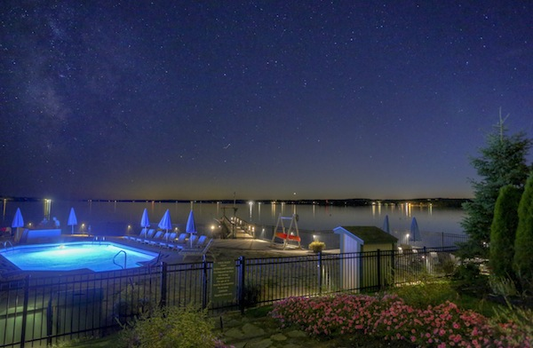 Spruce Point Inn stargazing | Sheknows.com