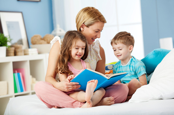 7 Ways to teach your kids storytelling – SheKnows
