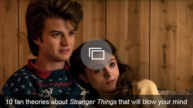 Stranger Things theories slideshow