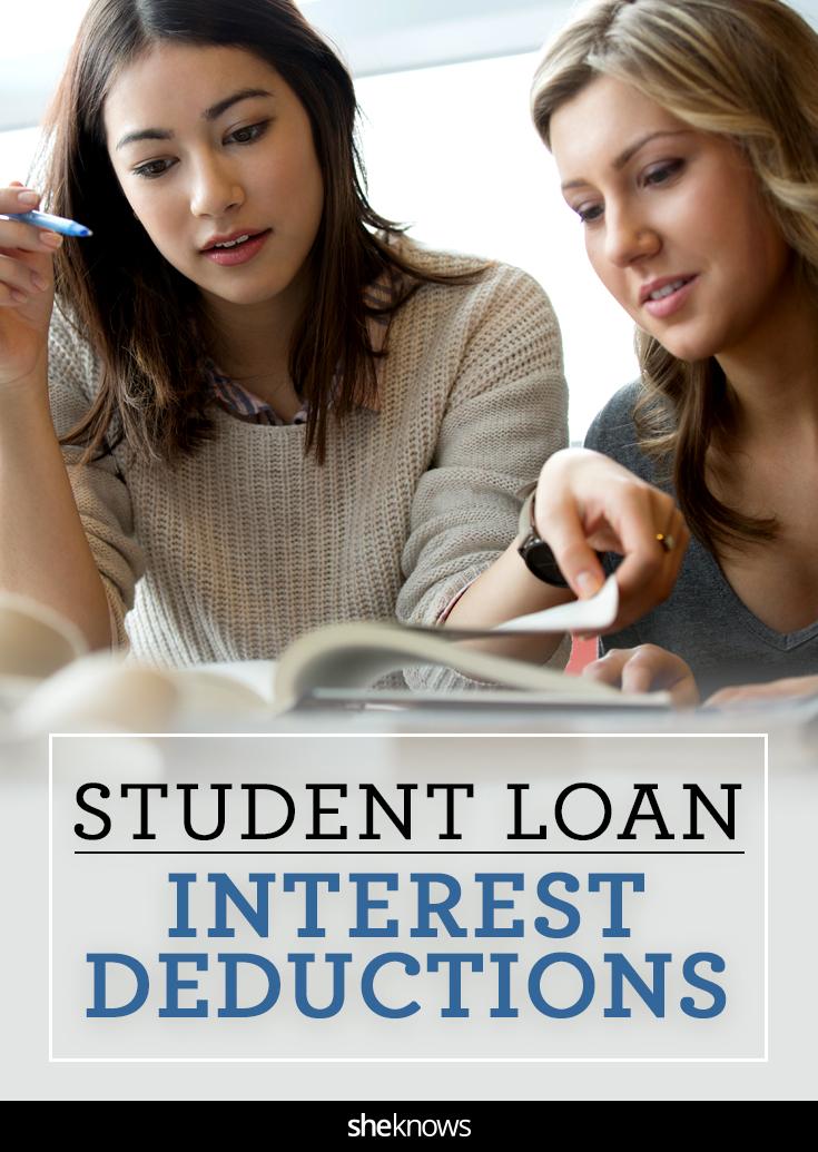 Student loan interest tips