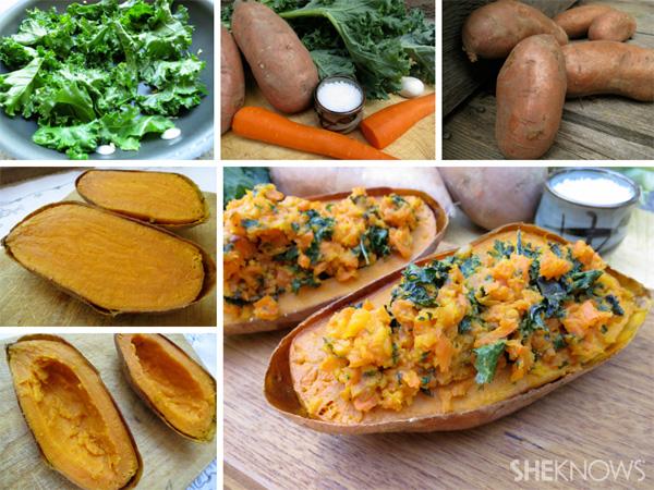 Sweet potato sides: 3 ways