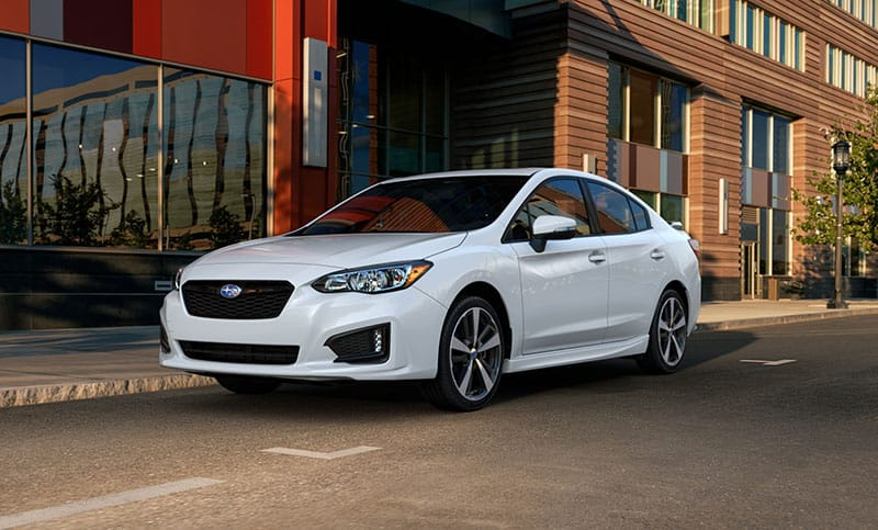 Cars You AND Your Teen Will Want Them Driving | Subaru Impreza