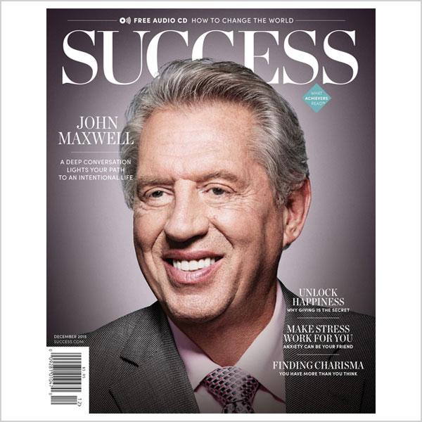 Success Magazine subscription