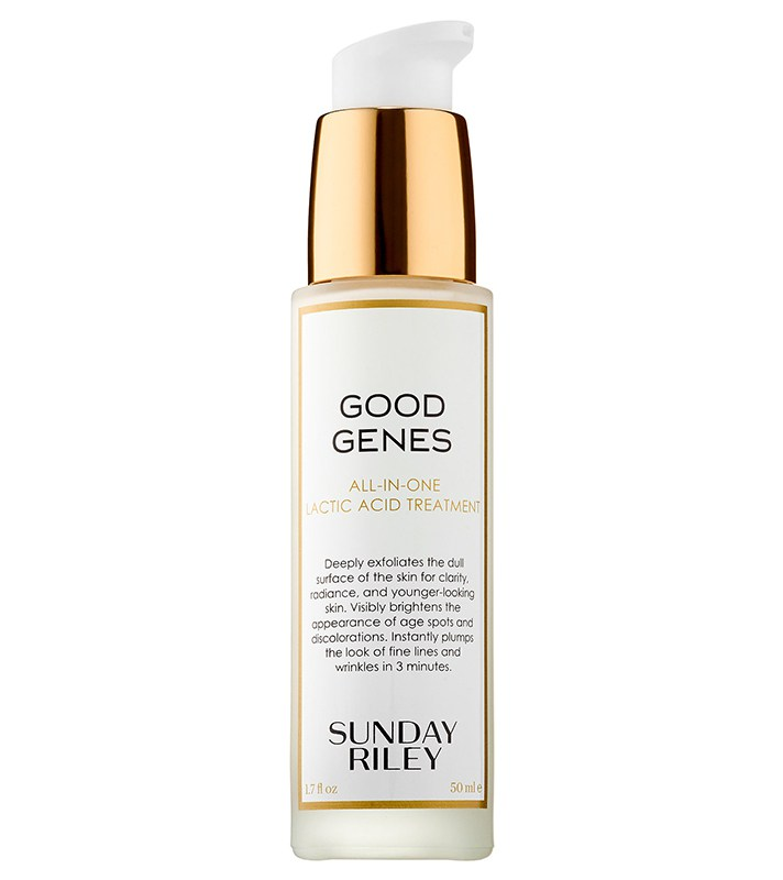Best-Selling Sephora Beauty Products June 2017: Sunday Riley Good Genes All-In-One Lactic Acid Treatment | Summer Makeup