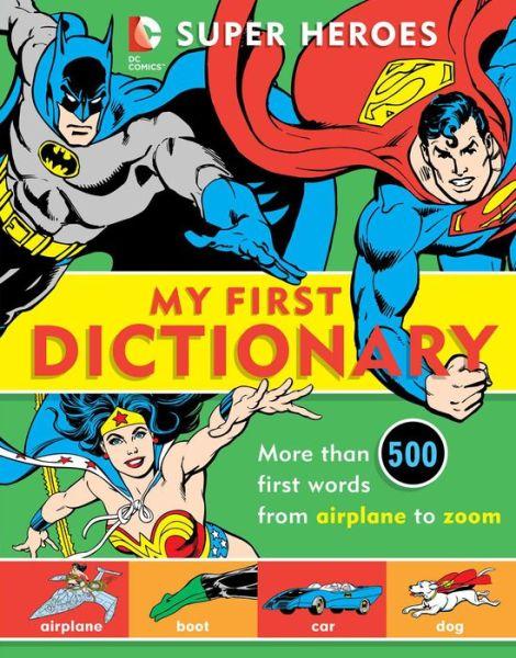 Super Hero Dictionary