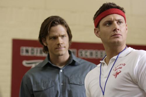 Supernatural goes back to school