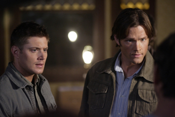 The boys are back on Supernatural