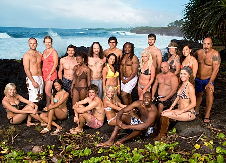 Survivor Samoa debuts on CBS