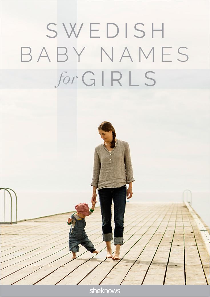 Swedish baby names