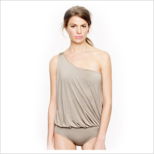 Jersey lomellina swimsuit