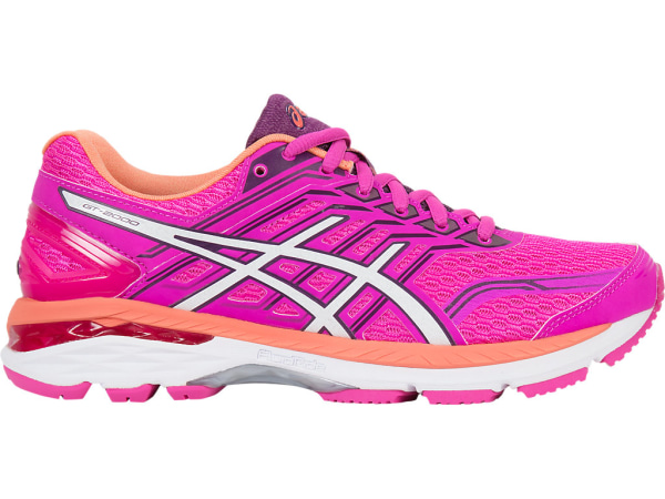 The Best Shoes for Flat-Footed Runners: Asics GT-2000