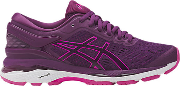 The Best Shoes for Flat-Footed Runners: Asics GEL-Kayano