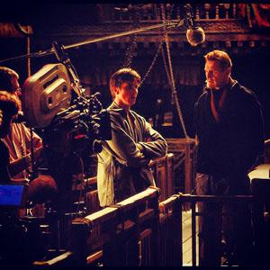 Liam Neeson TBT
