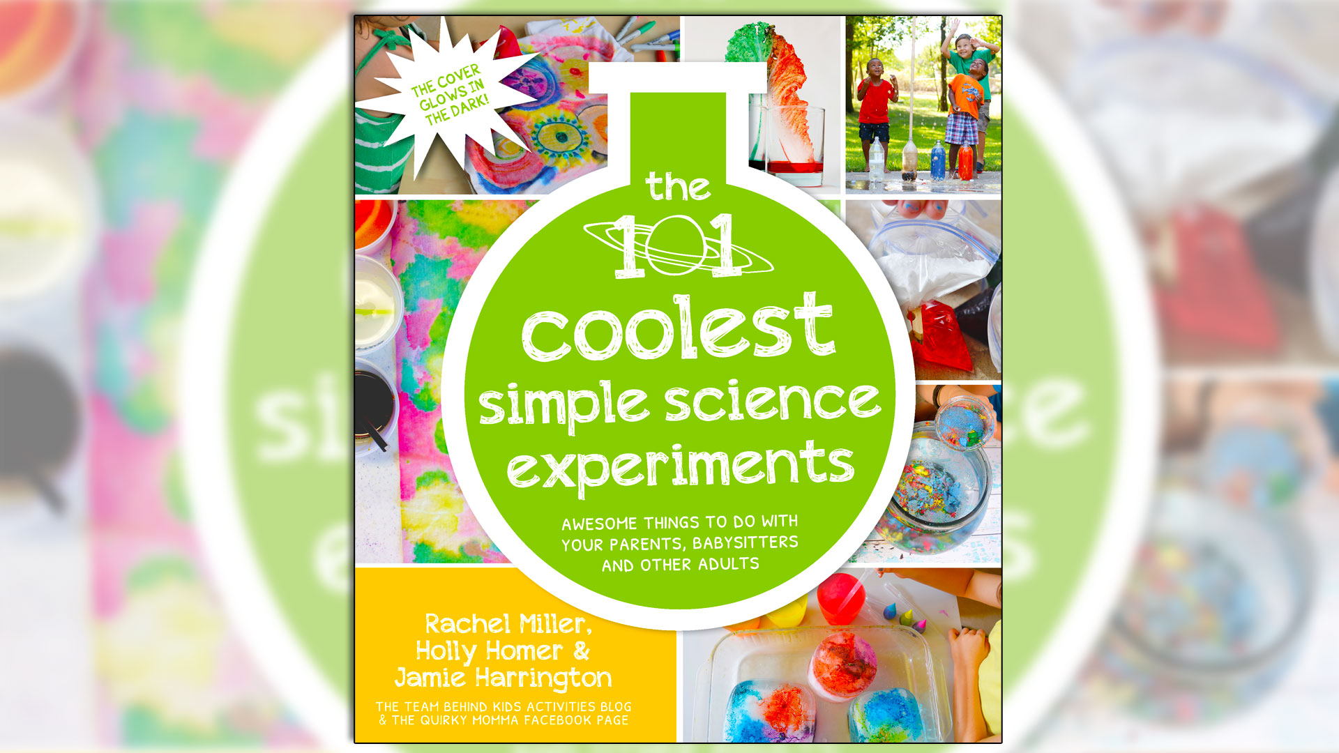 101 Coolest Science experiments for Kids