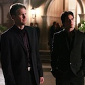 Alaric and Damon in The Vampire Diaries