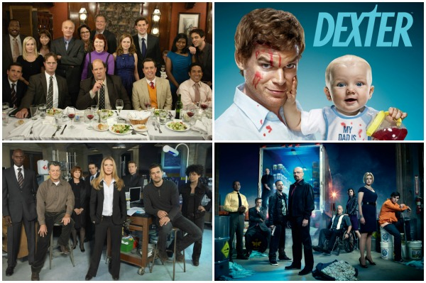 TV shows that ended in 2013